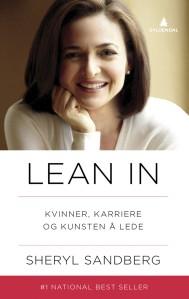 Lean in av Sheryl Sandberg, oversatt av Gunnar Nyquist